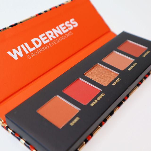 Wilderness Eyeshadow Palette